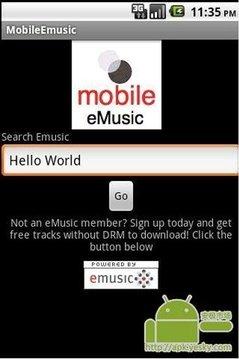 移动电子音乐