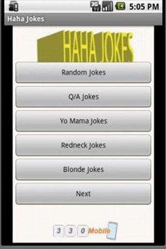 Haha Jokes Lite