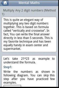 GMAT Maths Preview