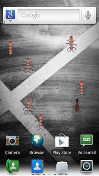 螞蟻惡作劇
