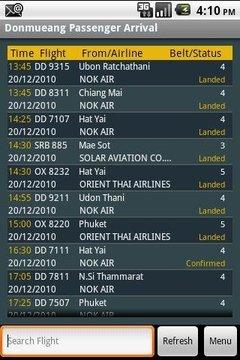 Thai Airport RealTime Flight