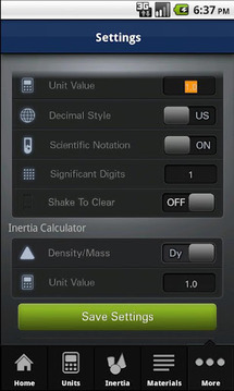 EngineersCALC Calculator FREE