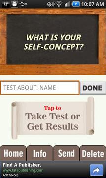 Self-Esteem Blackboard