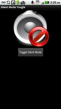 Silent Mode Switch