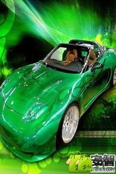 完美的赛车汽车图片