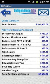 FL Closing Cost Calculator