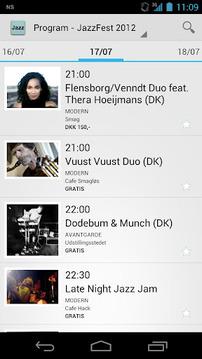 Aarhus Jazz Festival 2012