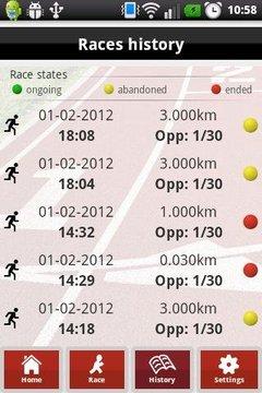 Everywhere Race!
