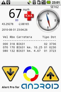 Alert Pro BT Control Center