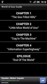 World of Goo Guide