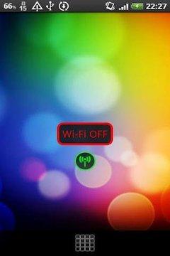 Quick Wi-Fi Change