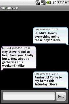 无限免费短信
