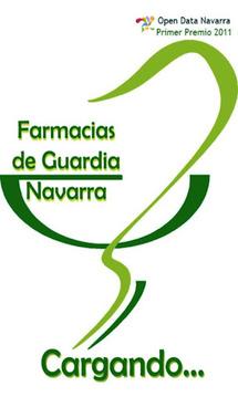 Farmacias de Guardia - Navarra