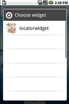 QTH Locator Widget