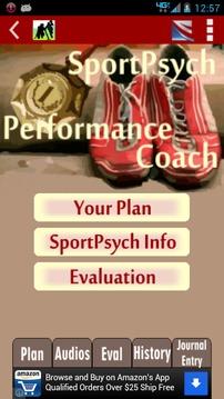 SportPsych Performance Coach