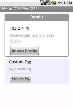 Educus ICD-9 Codes Ver. 2011