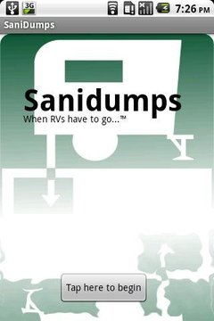 Sanidumps RV Dump Station Lite