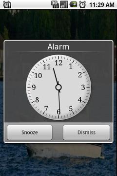Thanks I woke Up Alarm