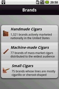 Perelman's Cigar Guide Lite