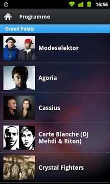 Nuit SFR Live Concerts
