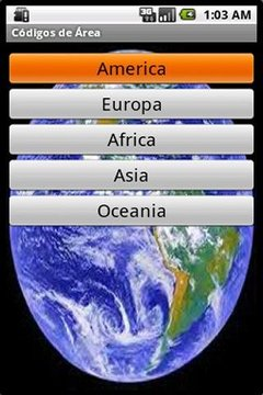 International Area Code