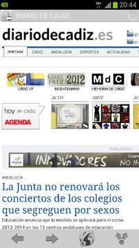 Prensa andaluza