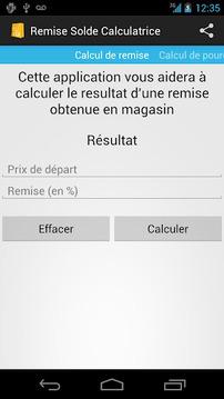 Remise Soldes Calculatrice