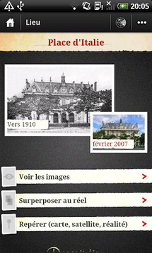Paris, Then and Now Guide FREE