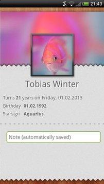 Birthdays Free