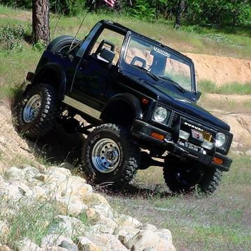 Offroad Puzzle