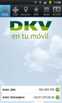 Médicos MUFACE MUGEJU en DKV
