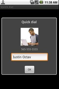 Quick Dial