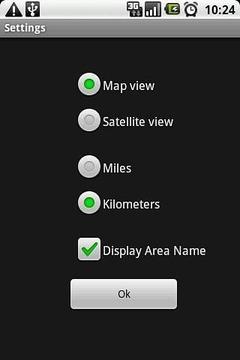World Distance