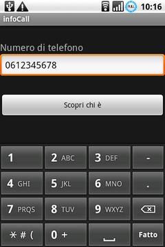 infoCall