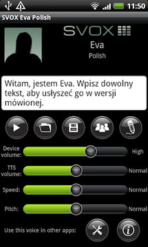 SVOX Polish/Polska Eva Trial