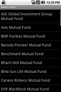 My Funds Lite