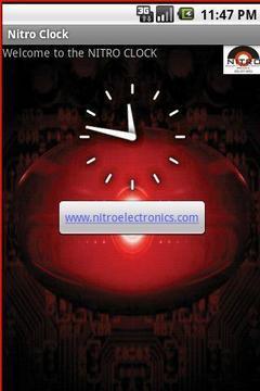 Nitro Clock