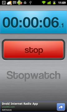 Stopwatch Demo