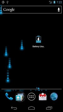 Battery Usage Shortcut