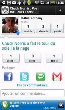 Chuck Norris en Français (FR)
