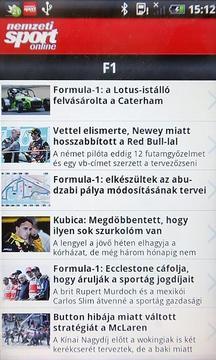 Nemzeti Sport Online - NSO