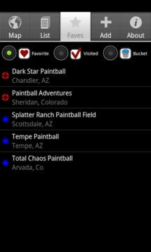 Tippmann Paintball Locator