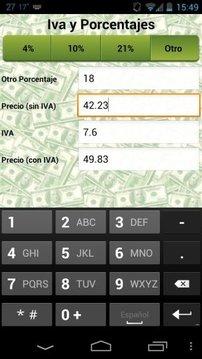 IVA y Porcentajes