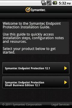 Symantec SEP 12