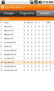 hockey.nl Standenmotor