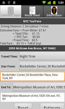 NYC Taxi Fare