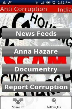 Anna Hazare(AntiCorruptionInd)