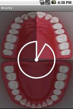 Brushy - Teeth brushing timer
