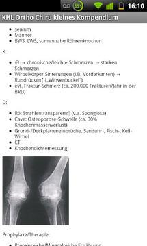 Physiokompend. Test Orthochiru
