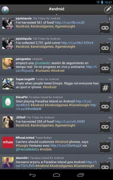 TweetTopics Premium (key)